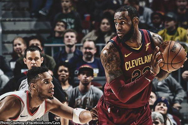 Lebron James Cavs Cavaliers