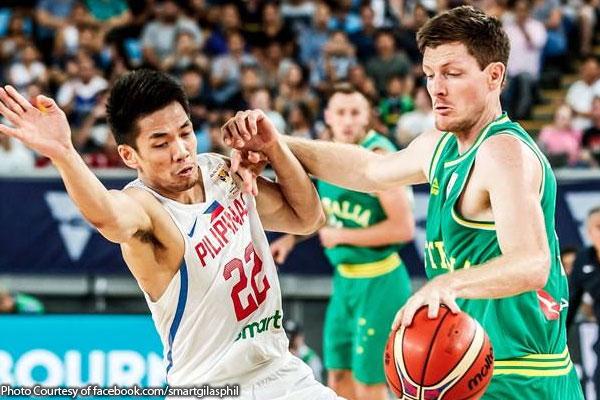 Gilas Pilipinas Australia FIBA