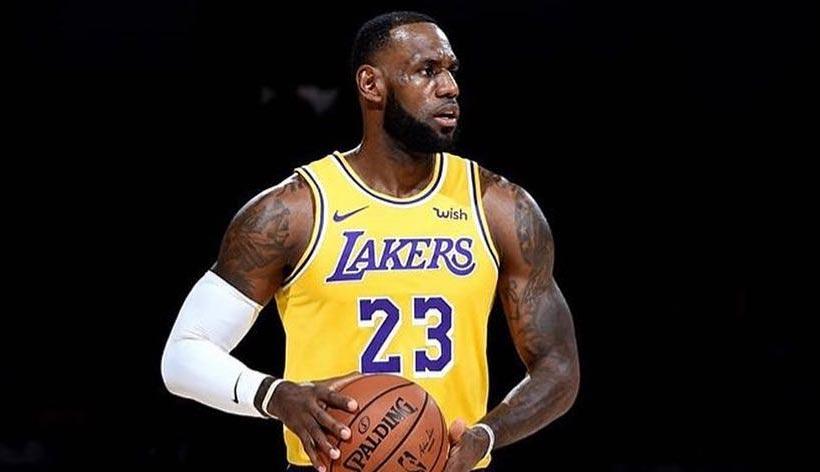 115c03dfc6c0 LeBron s Lakers finale veers off script